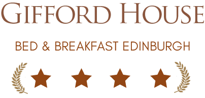 Gifford House 4-star- Bed and Breakfast in Edinburgh